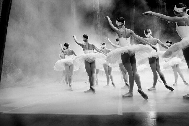 O balé na Rússia