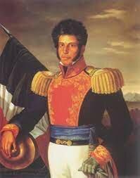 Finaliza la presidencia de Vicente Guerrero dejando el poder en favor de Bustamante