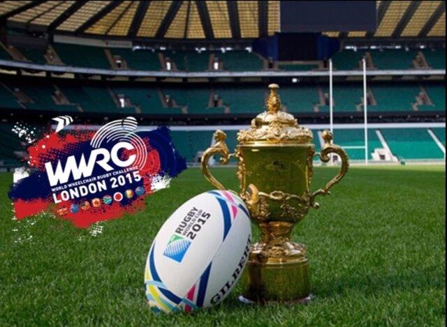 Mundial de Rugby en silla