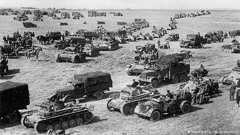 German Blitzkrieg
