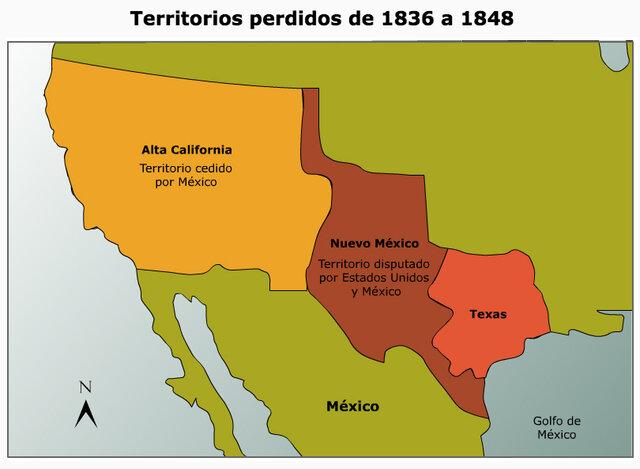 Texas aceptó la propuesta de anexarse a Estados Unidos de América