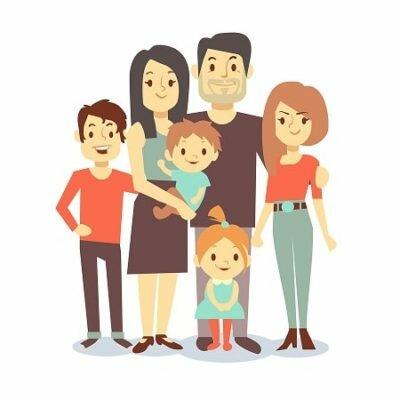 Mí familia y sus enseñanzas  timeline