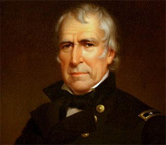 El general Taylor había tomado la ciudad de Saltillo y Santa Anna salió a combatirlo
