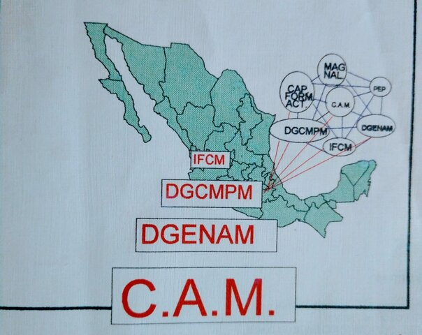 NACE EL CAM