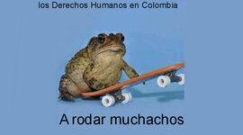 DDHH en Colombia (versión meme) timeline
