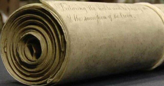 Constitución inglesa