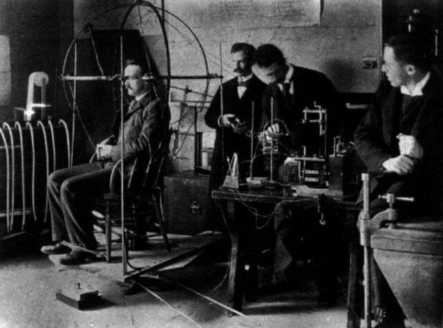 Primer laboratorio psicológico