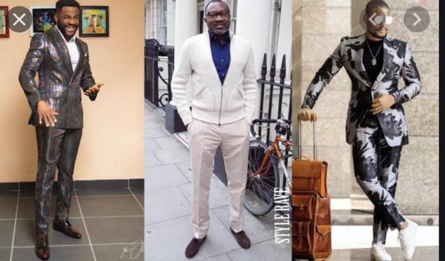 2020's Men's Suit Trend