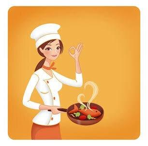 Me metí a cursos de gastronomía