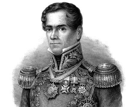 Régimen Centralista de Santa Anna