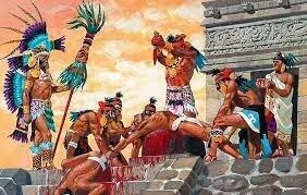 Caída de Tenochtitlan.