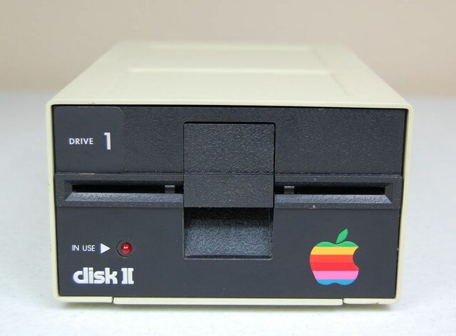 Apple Disk II