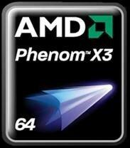 AMD Phenom 64 x3