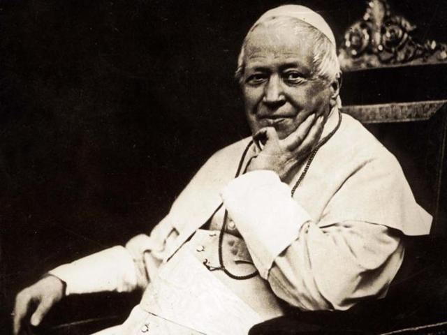 Papa Pio IX abbandona il conflitto