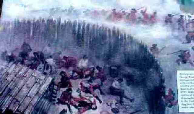 French attack Fort Necessity