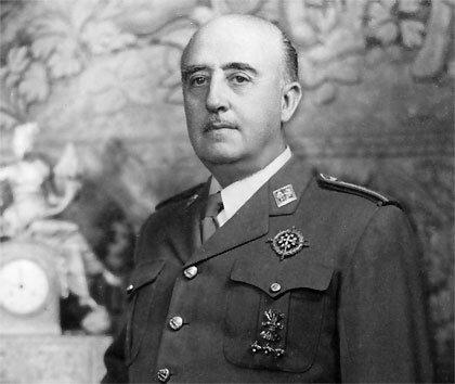 Francisco Franco Bahamonde (1892-1975)