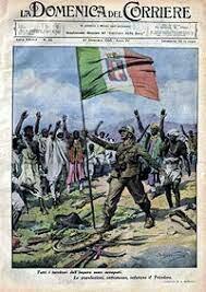 Fin de la Guerra de Etiopía