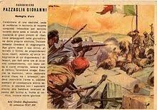 Invasión italiana de Abisinia