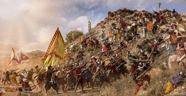 La rebel·lió de les Alpujarras