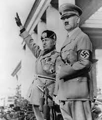 Tratado de amistad de potencias fascistas: Eje Berlín-Roma