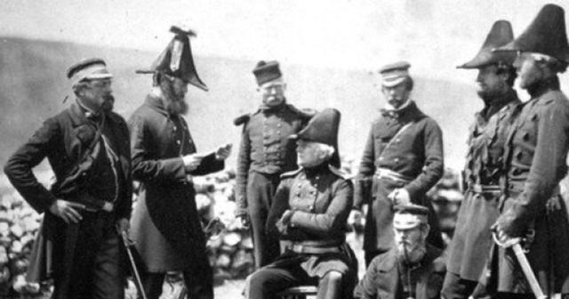 Il Regno di Sardegna entra nella guerra di Crimea