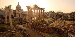Inicio Imperio Romano