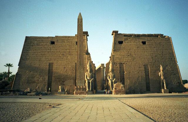 Tempio di Luxor (antica Tebe)