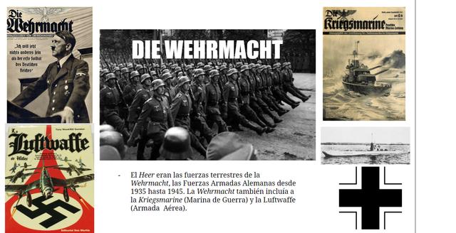 La creación del Wehrmacht