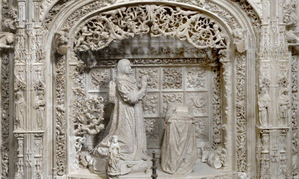 El sepulcro de Alfonso de Castilla