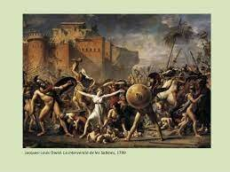 El rapte de le les Sabines