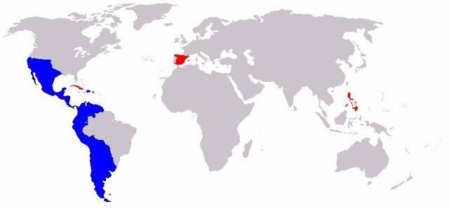Independització colònies espanyoles