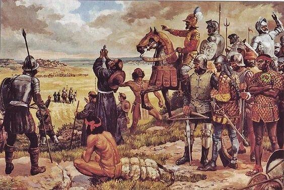 La Colònia de Nova Espanya (Carlos I)