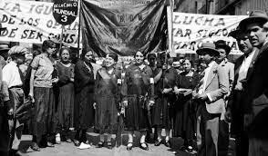 Huelgas, conflictos sociales, auge del sindicalismo (CNT)