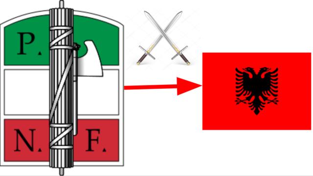 Invasión de Albania