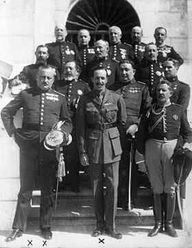 Directorio militar.