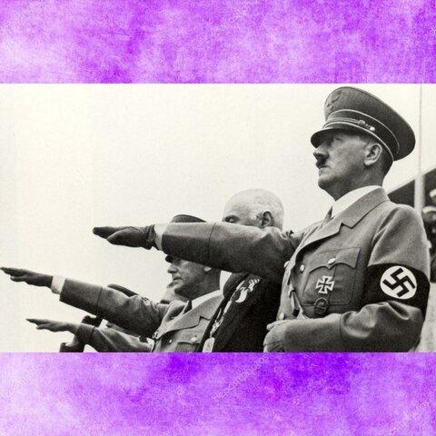 Hitler, canciller alemán. Incendio de Reichtag / Ley de plenos poderes al fuhrer / Dictadura en Austria