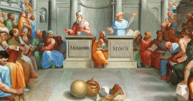 La educación según el Estoicismo 100 a.c