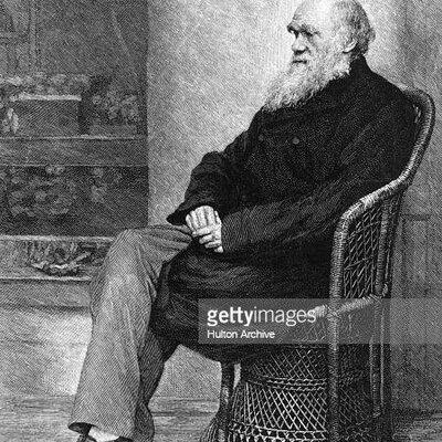 Charls Darwin timeline
