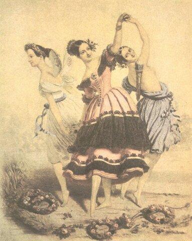 Balé Romântico