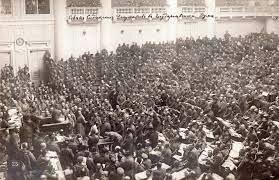 Revolucion rusa (outubro)
