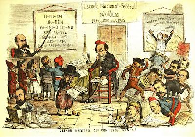 Las elecciones de 1873 y la Constitución non nata