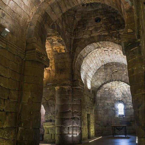 Mozárabe: Arquitectura. Santa María de Melque