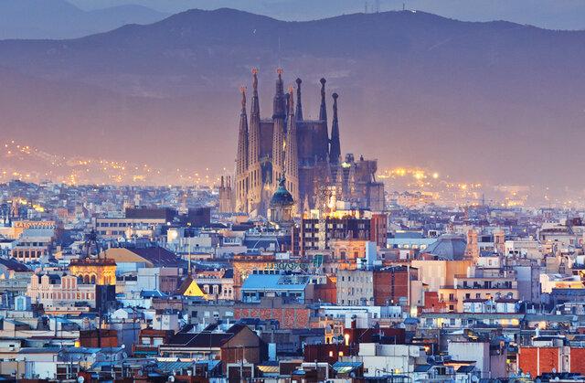 Dirección a Barcelona