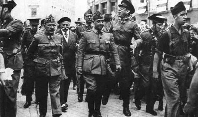 Sublevación militar (golpe de estado). Sublevación militar del 18 de julio