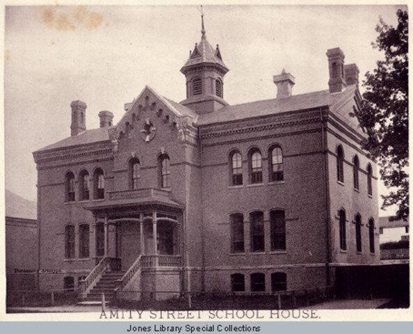 The Amherst Academy