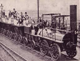 1ª linea de ferrocarril