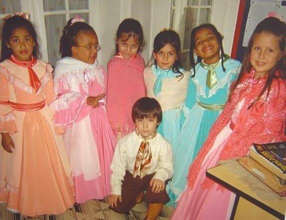 Participação Luiza Grupo de Danças Gaúchas
