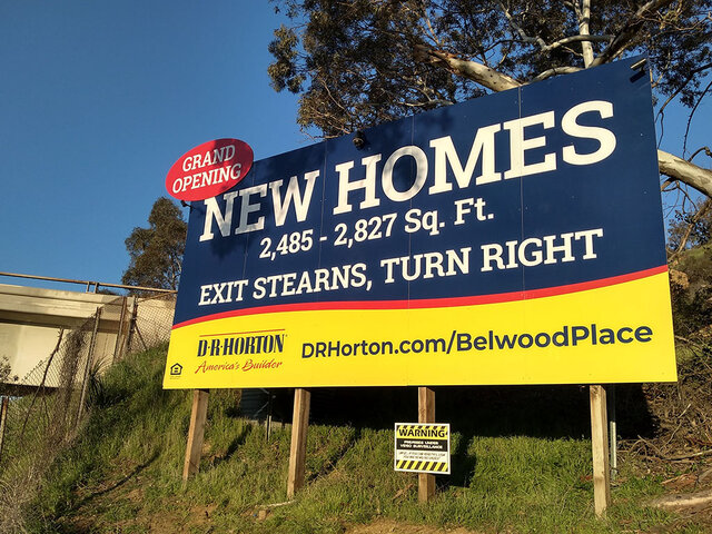 Billboards and off-site sign