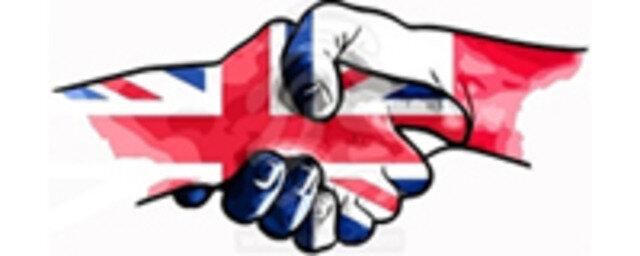 Comunicación entre La Gran Bretaña y Francia.