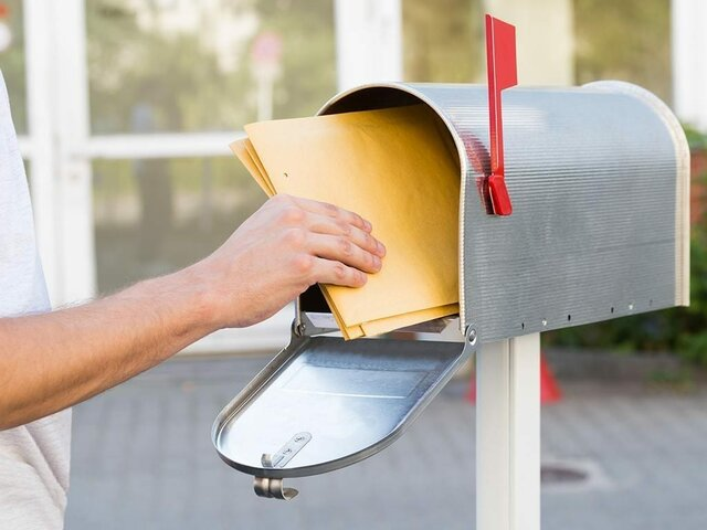 Direct mail advertisement
